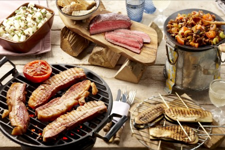 Barbecue luxe € 18,95 per persoon